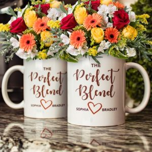 Party Centerpiece Mugs