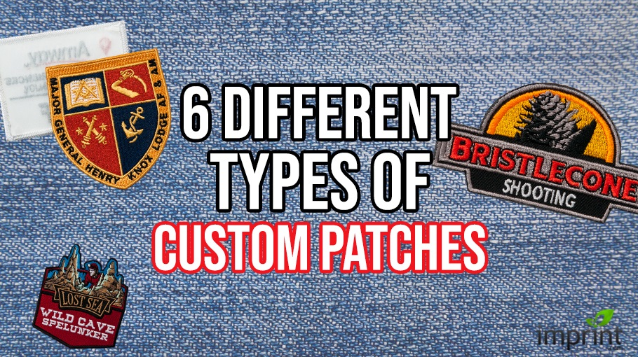 6 Different Types of Custom Patches