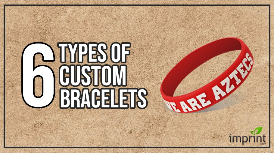 6 Types of Custom Bracelets