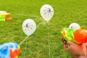Balloon as Target Practice