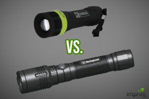 Material flashlight consideration