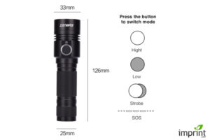 Modes flashlight consideration