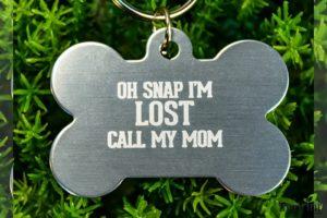Pet Name Tags