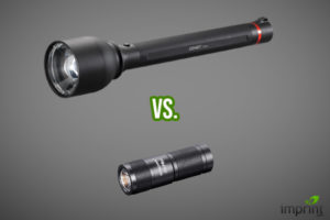 Size flashlight consideration