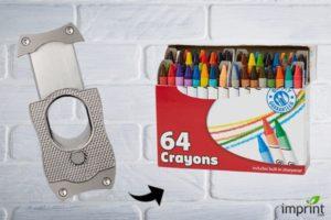 Cigar Cutter as Crayon Cutter