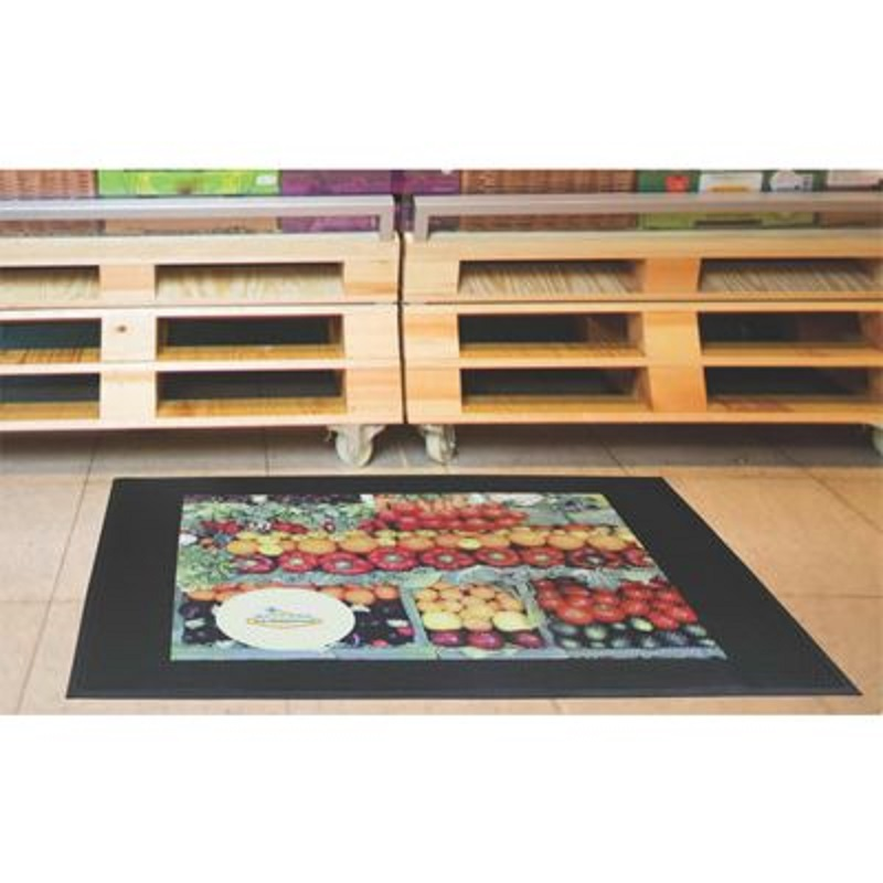 2 1/2' X 3' SuperScrape™ Impressions High Traffic Mat
