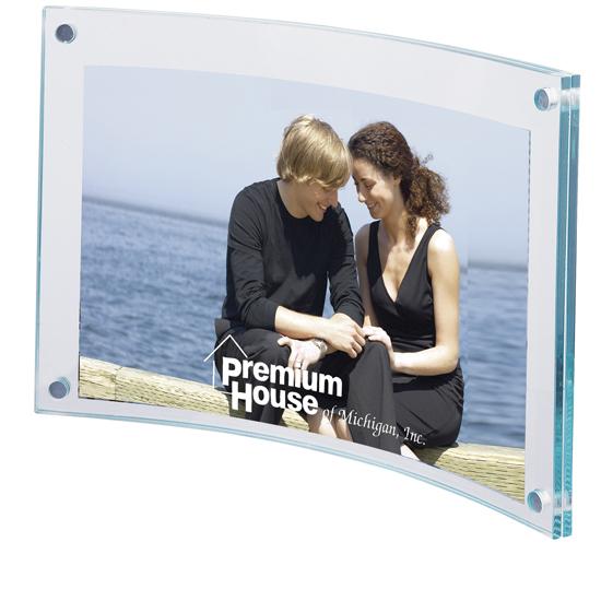 Arc Acrylic Frame - 6