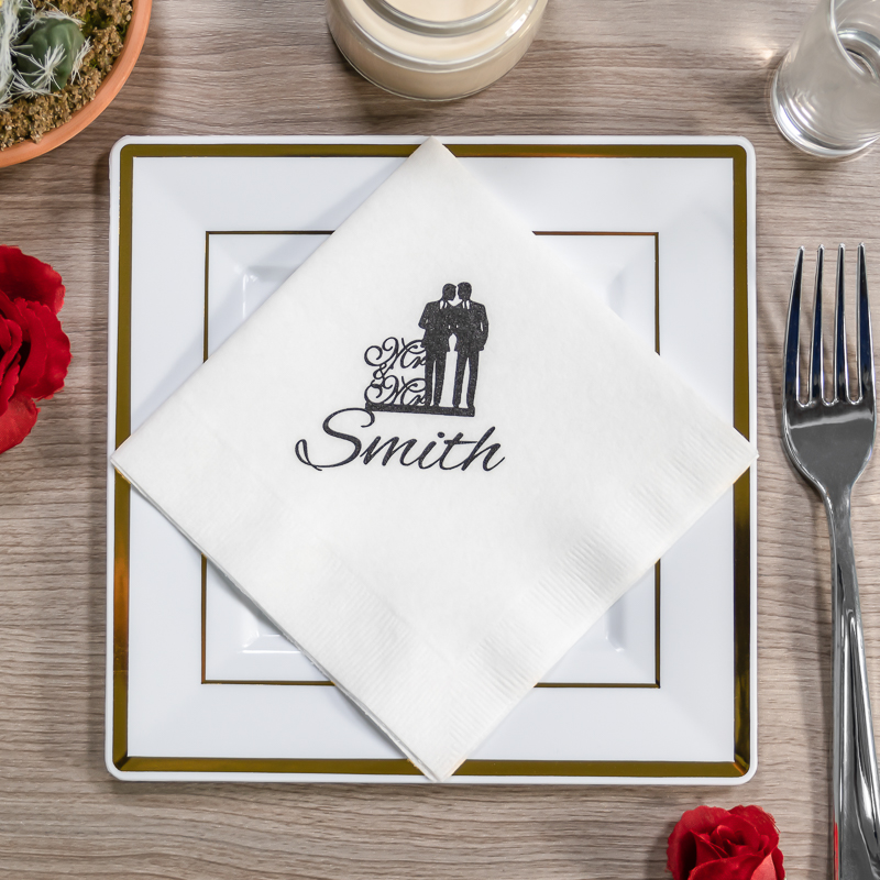 Airlaid Linen-Like Dinner Napkins