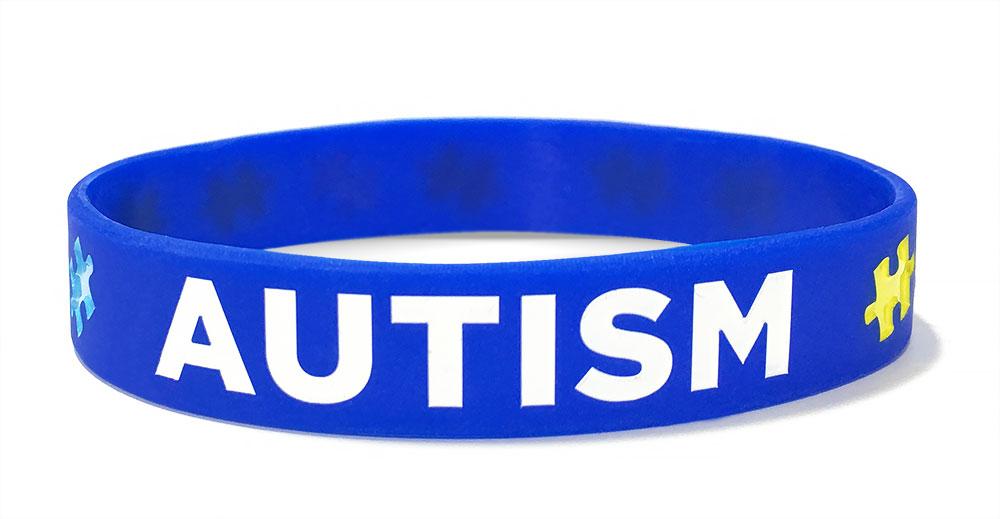 Autism Awareness Wristbands
