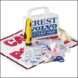 Auto Emergency Medical Kit