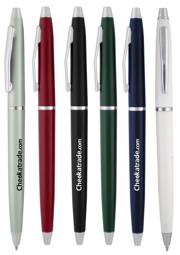 Cooper Silver Pen