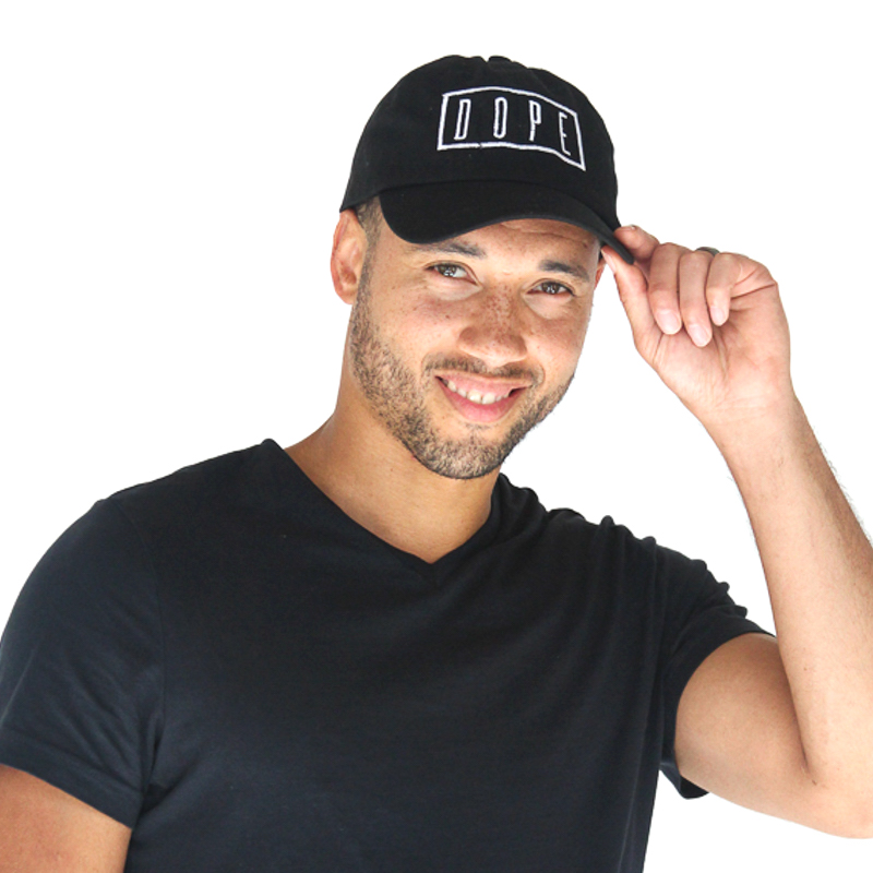 Custom Embroidered Structured Baseball Hats