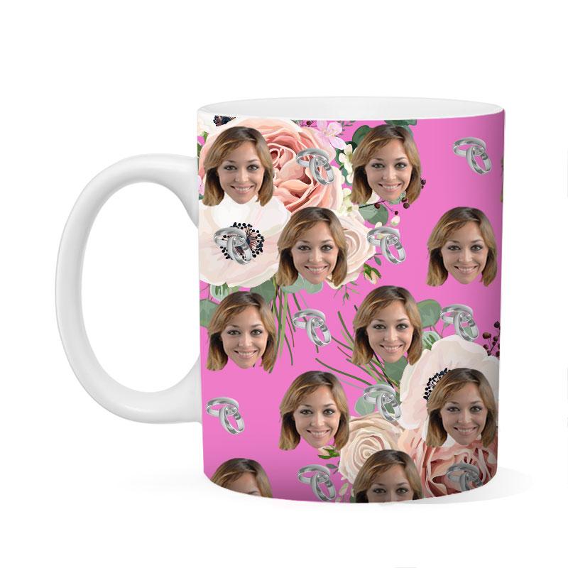 Custom Married Women Mug