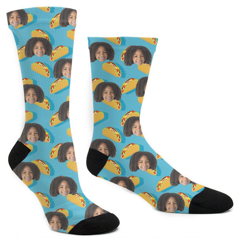 Custom Taco Socks