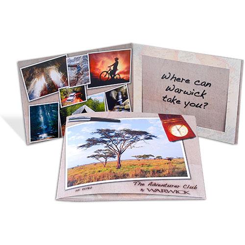 Deluxe Custom Photo Folders
