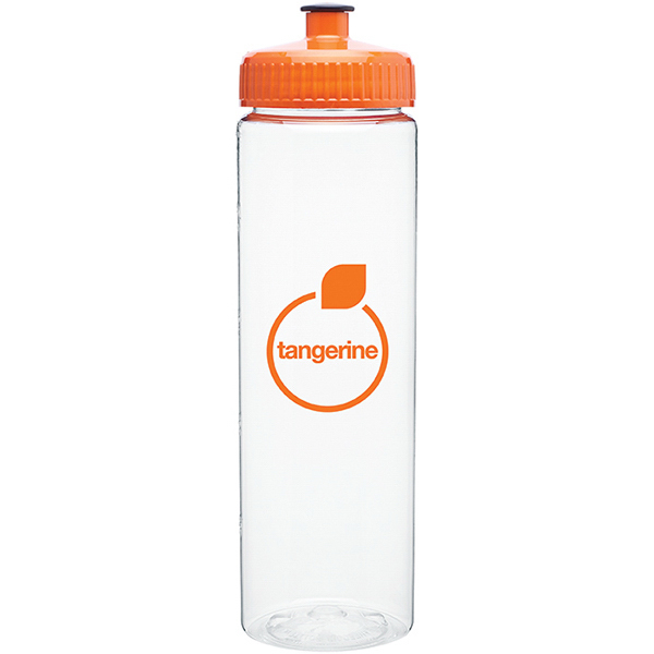 Elgin Clear Bottle- 25 Oz.