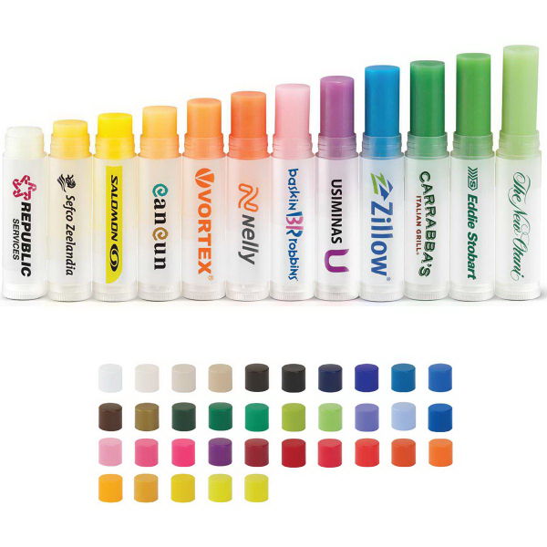 Fashion Tinted Lip Balm