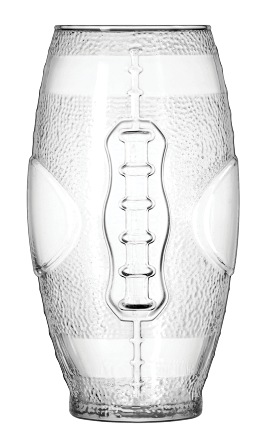Football Glass- 23 Oz.