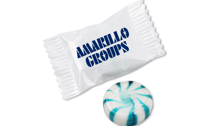 Green Peppermint Starlites Hard Candy