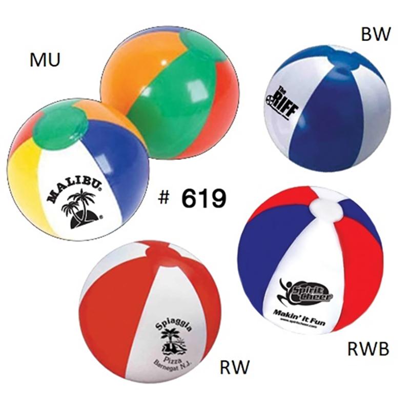 Inflatable Beach Ball 619 - 16