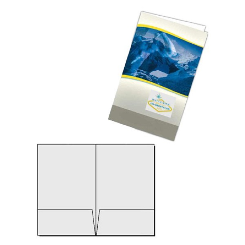 Presentation Folders Legal Size - Print 4 Color