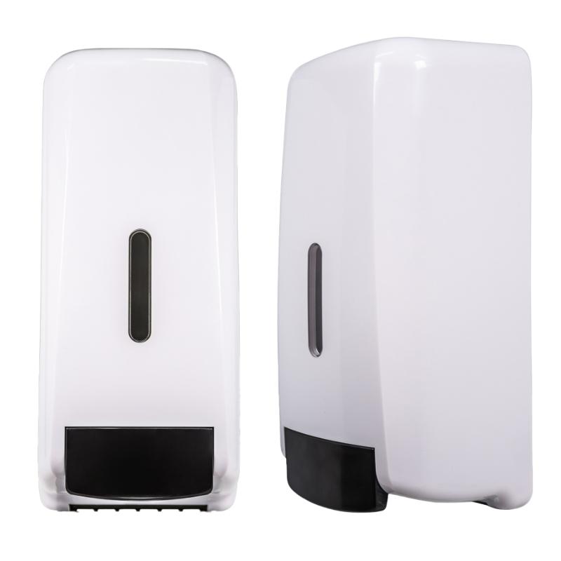 Push Style Sanitizer Dispenser