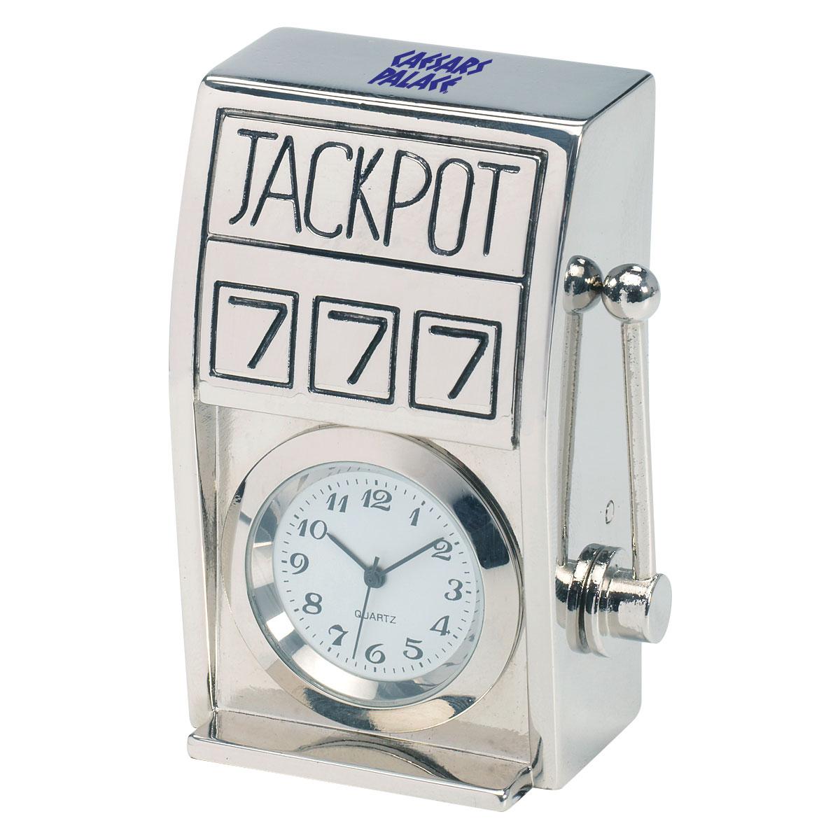 Slot Machine Clock