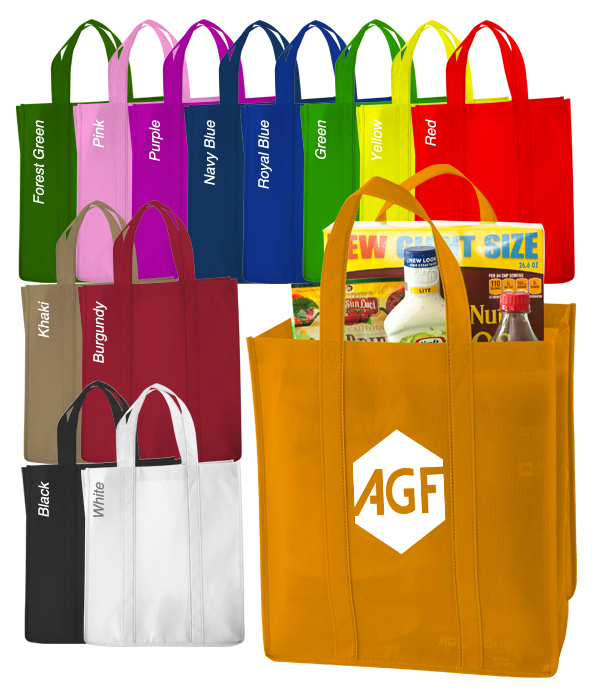 Small Grocery Tote Bags