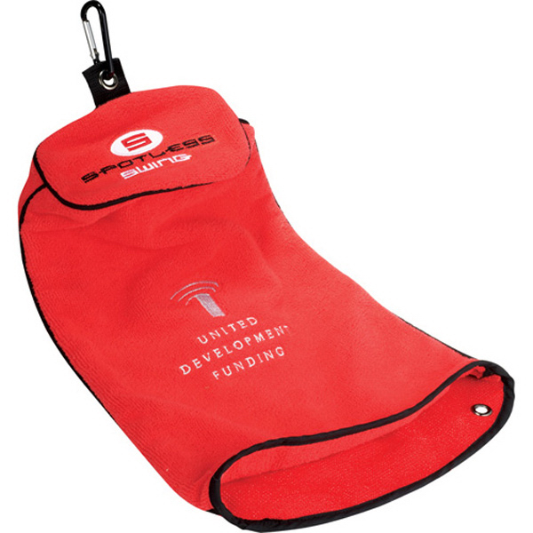 Spotless Swing Golf Towel