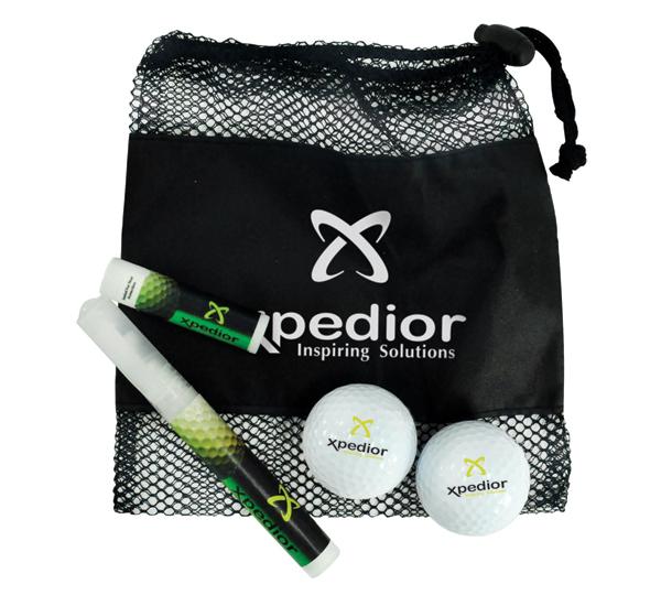 Sunscreen Golf Kit