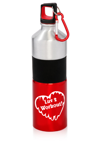 Nassau Aluminum Sports Bottle - 25oz
