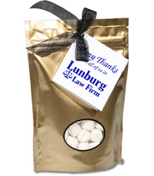 Soft White Buttermints Candy Bags