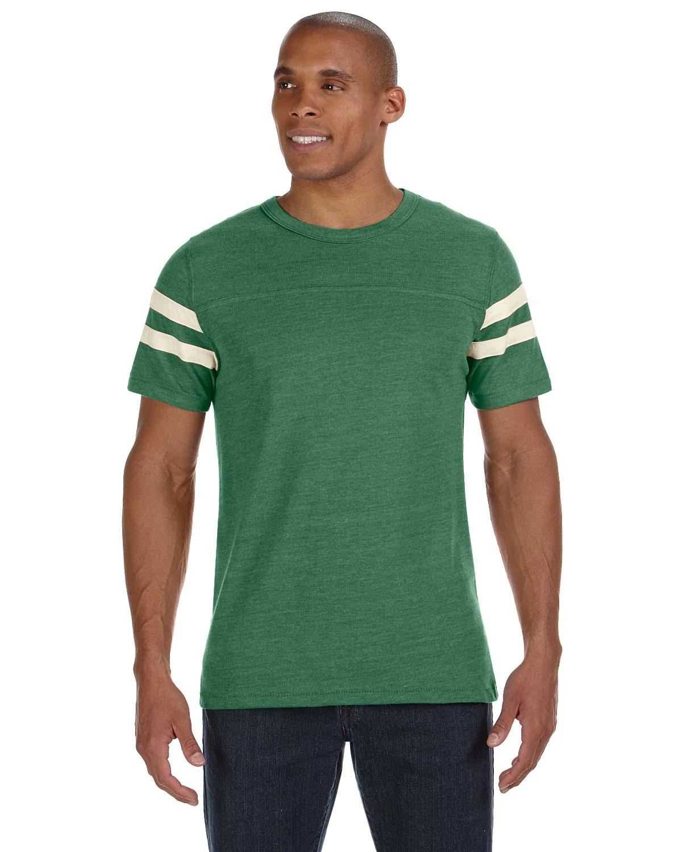 Alternative Mens Eco Short Sleeve Football T Shirt Football