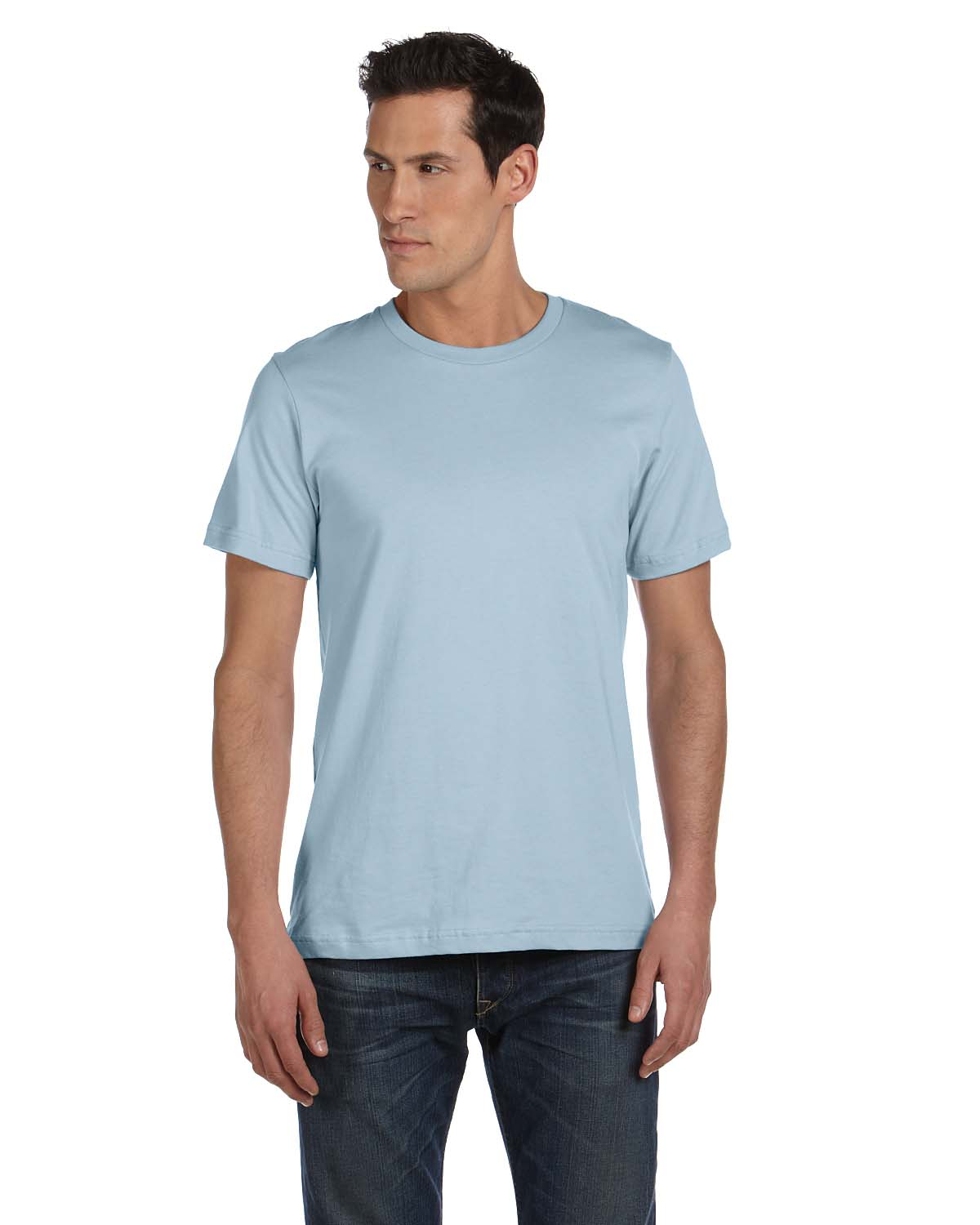 2481c156f Bella Unisex Made In The USA Jersey Short-Sleeve T-Shirt | Made In ...