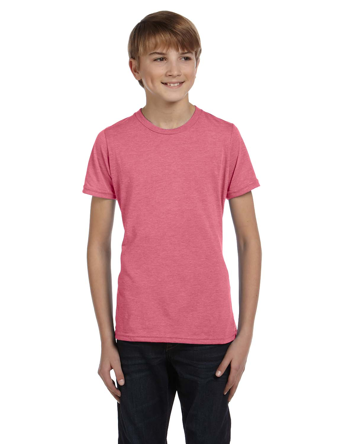 Bella Youth Jersey Short-Sleeve T-Shirt