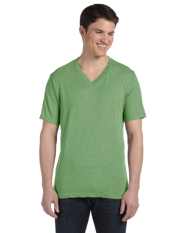 Bella Unisex Triblend Short-Sleeve V-Neck T-Shirt