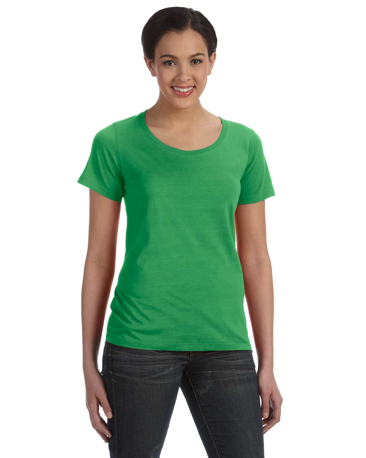 Anvil Ladies Ringspun Sheer Featherweight T-Shirt