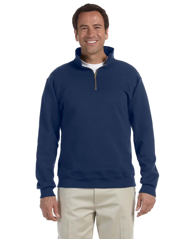 Jerzees 9.5 Oz., 50/50 Super Sweats® NuBlend® Fleece Qua