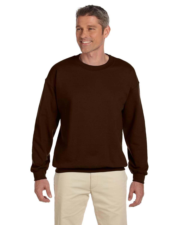 Jerzees 9.5 Oz., 50/50 Super Sweats® NuBlend® Fleece Cre