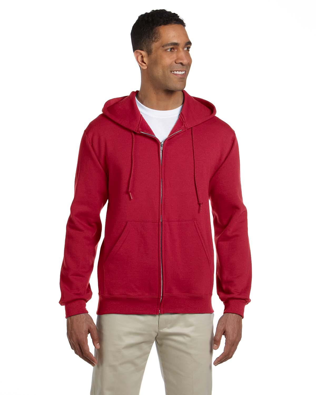 Jerzees 9.5 Oz., 50/50 Super Sweats® NuBlend® Fleece Ful