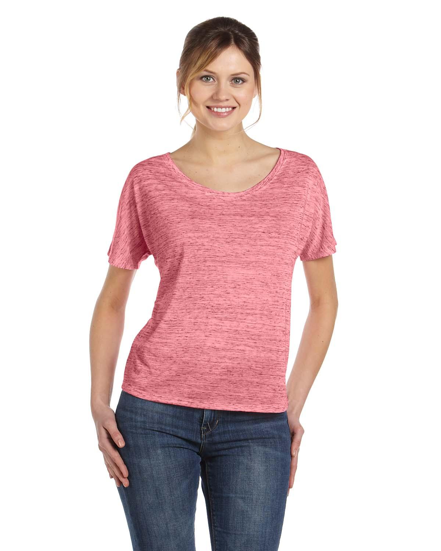 Bella Ladies Slouchy T-Shirt