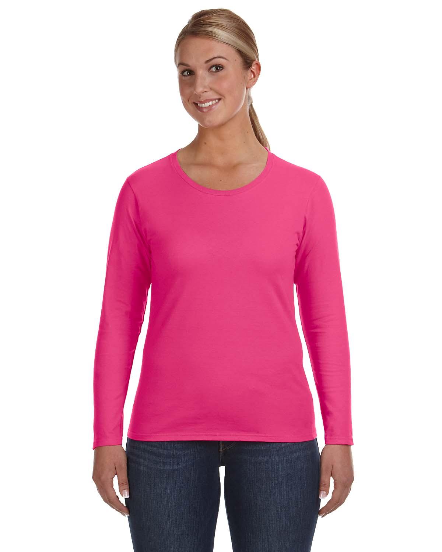 Anvil Ladies Lightweight Long-Sleeve T-Shirt