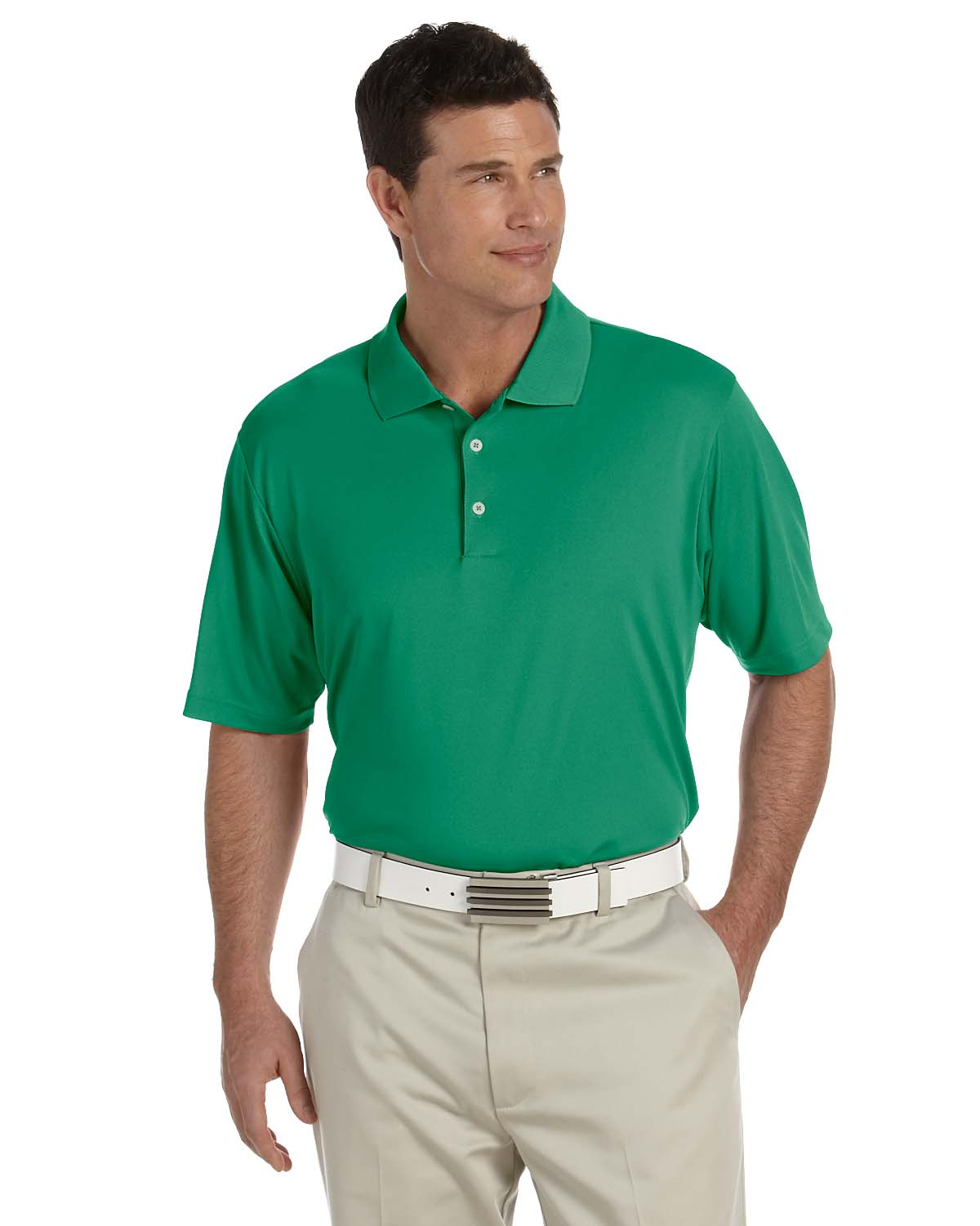711b871d Adidas Golf Mens Climalite® Short-Sleeve Pique Polo | Premium ...