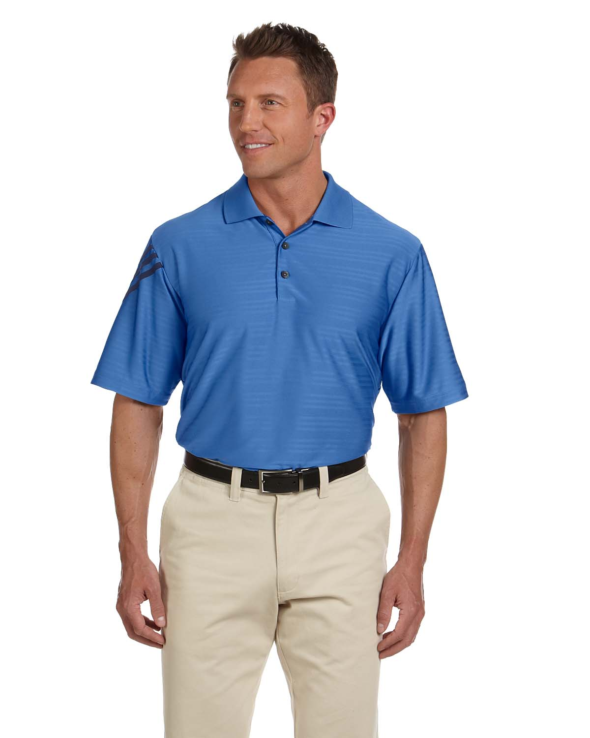 Adidas Golf Mens Climacool® Mesh Polo