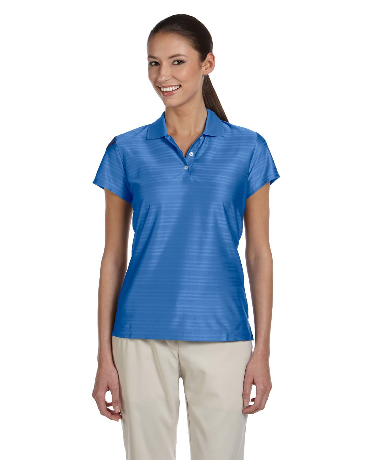 Adidas Golf Ladies Climacool® Mesh Polo