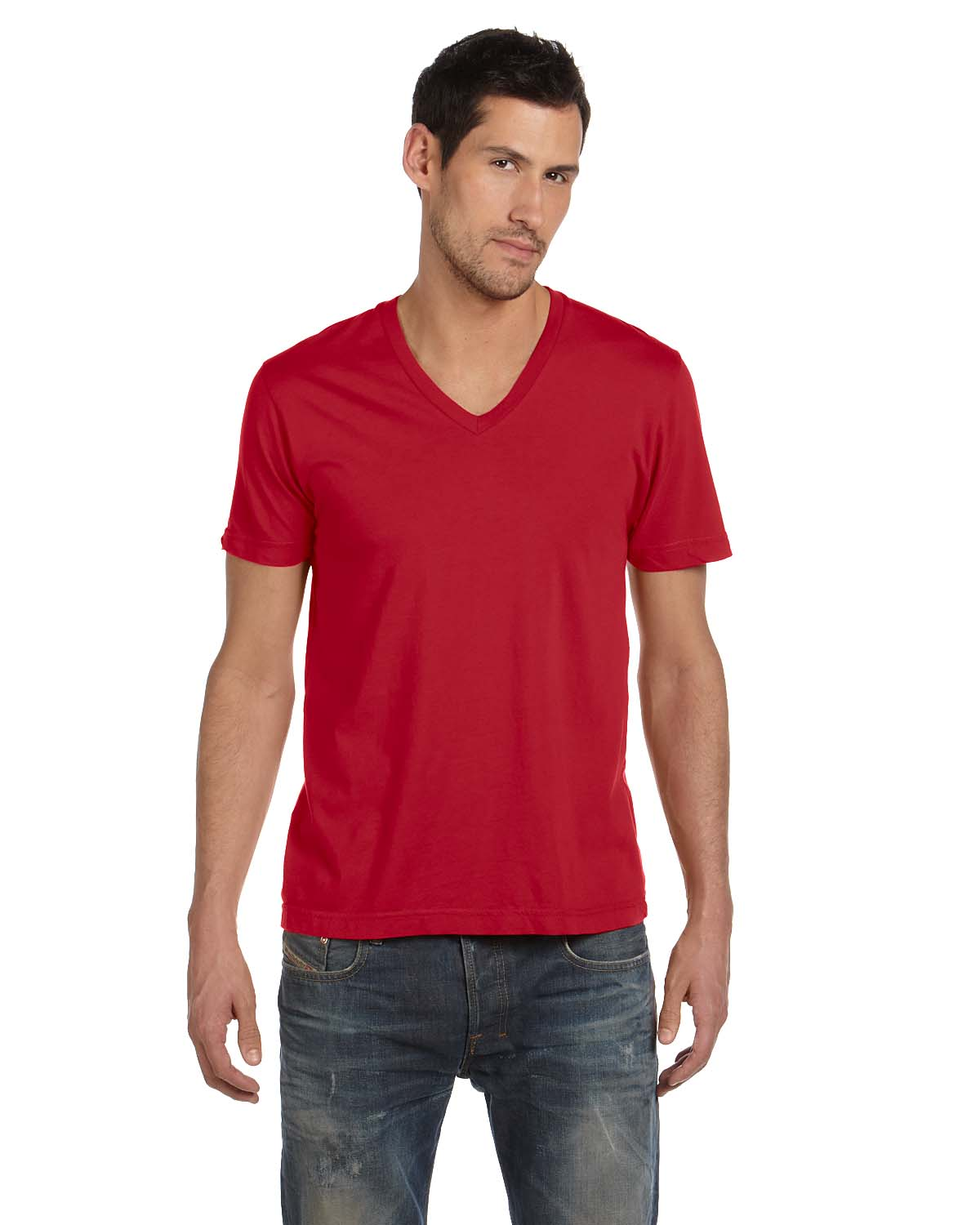 Alternative Mens Basic V-Neck
