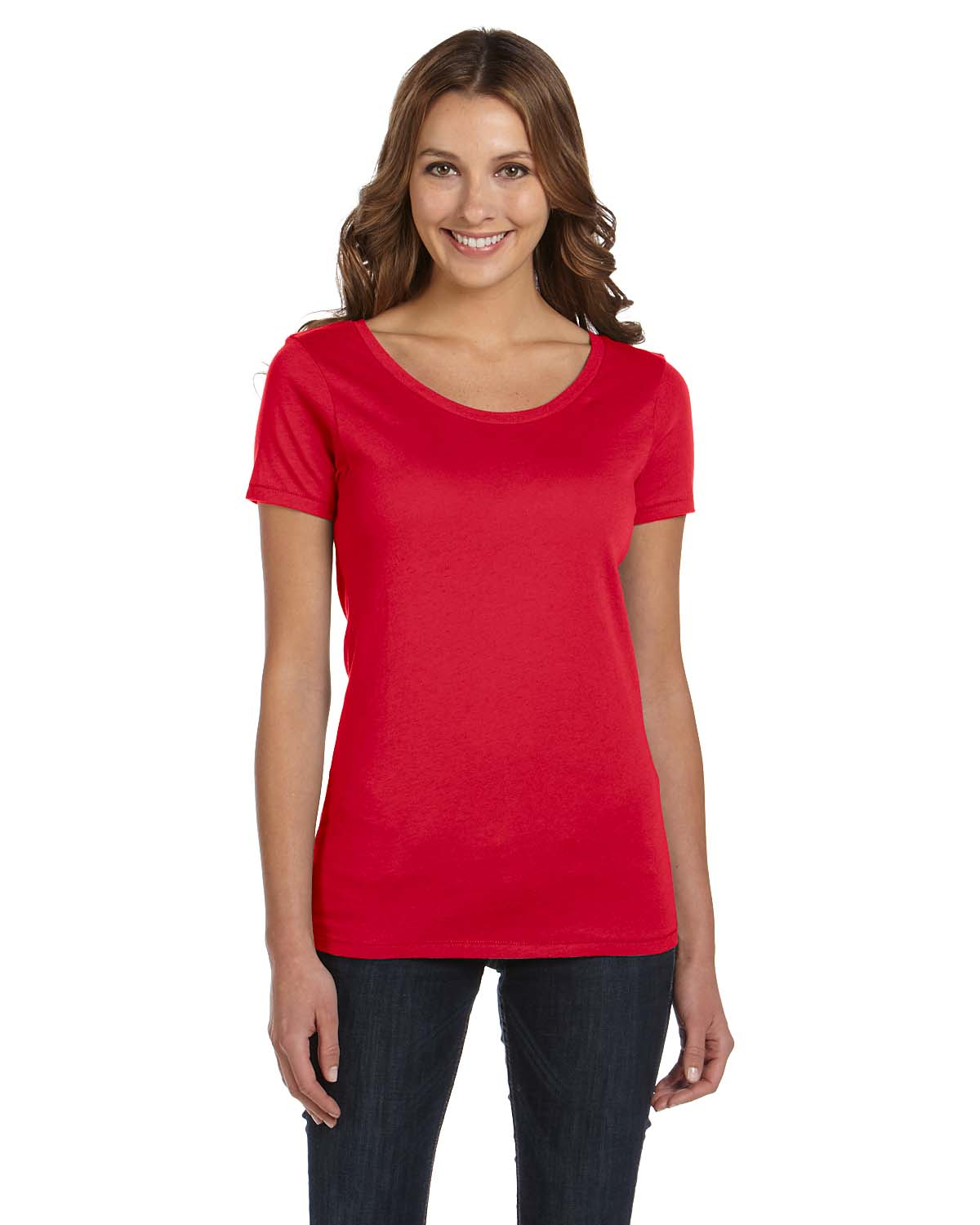 Alternative Ladies Organic Scoop Neck