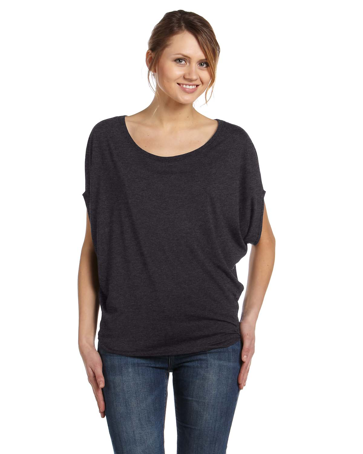 Bella Ladies Flowy Circle Top