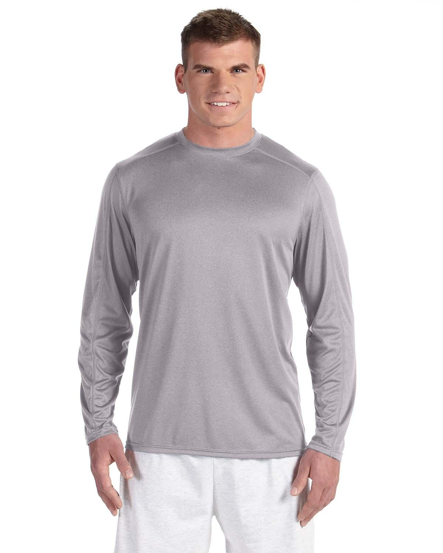 617ff5c8d Champion Vapor® 4 Oz. Long-Sleeve T-Shirt | Long Sleeve T-Shirts ...