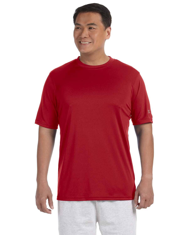Champion Double Dry® 4.1 Oz. Interlock T-Shirt